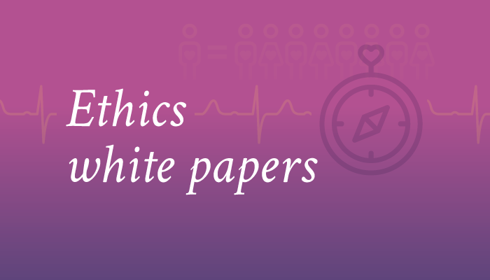 Ethics Committee white paper addresses living donor transplants in light of COVID-19 pandemic