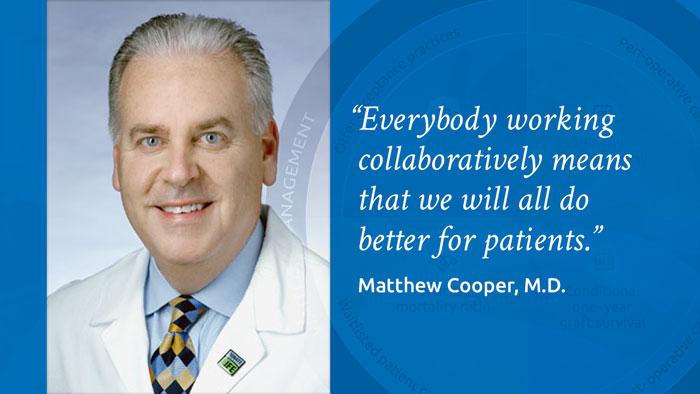 Working collaboratively to enhance system performance and improve transplant program monitoring metrics