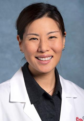Irene Kim, M.D. chairs the Minority Affairs Committee