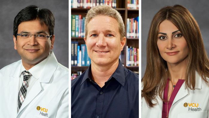 Mendez grant will support research by Darren Stewart, Gaurav Gupta, M.D., and Layla Kamal, M.D.