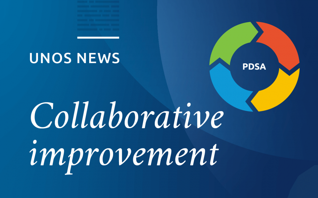 UNOS launches new pediatric liver collaborative; OPTN launches new improvement website