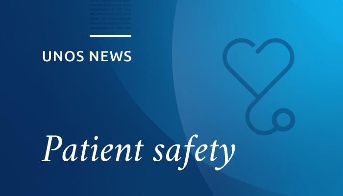 FDA Alert Addresses Potentially Contaminated SPS-1 Static Preservation Solution