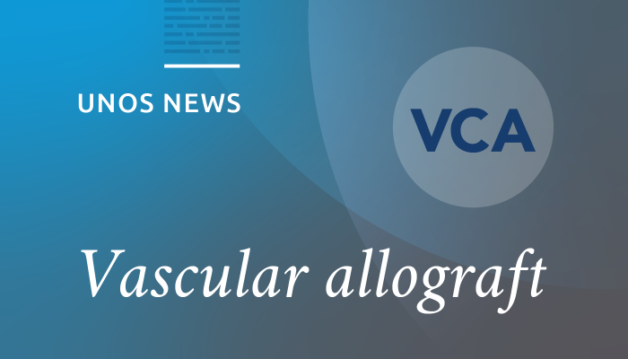 Newly available VCA resources