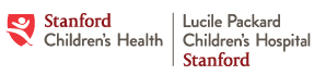 logo for Standford Children's Health and Lucile Packard Children's Hospital Stanford