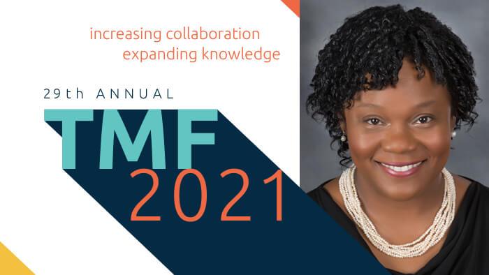 TMF 2021 keynote speaker Amy Hunter on healthcare disparities in African-American communities, effect on organ donation and transplantation