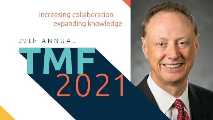 TMF 2021 presenter Ian Jamieson speaks on the importance of transplant center strategic planning