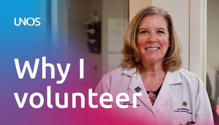 Why I volunteer: Lisa Matthias, Henrico Doctors' Hospital