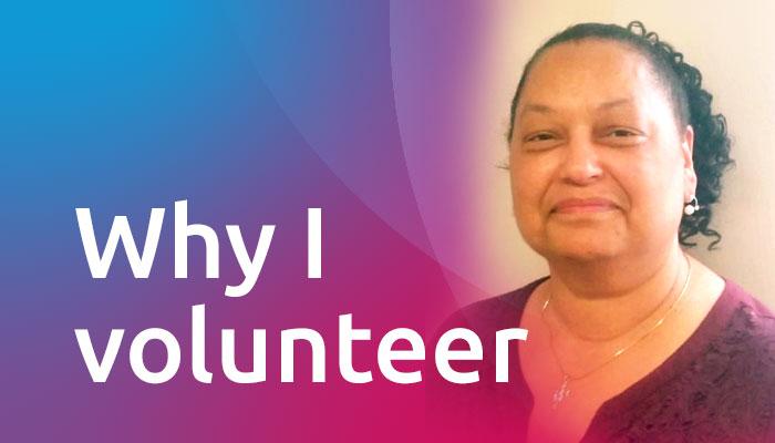 Why I volunteer: Valinda Jones, M.S.N., RN, kidney recipient