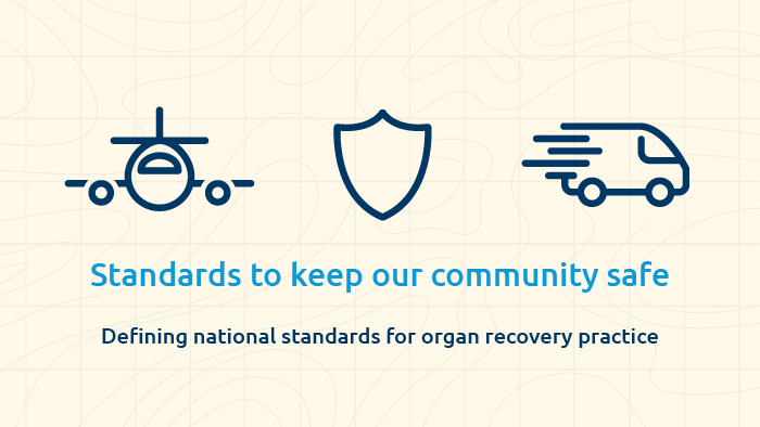Making organ recovery transportation safer for transplant teams