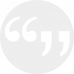 Quotation marks to indicate quoted text