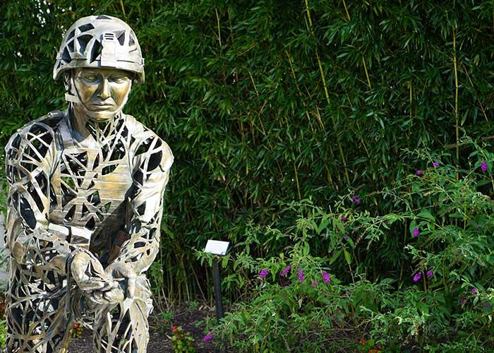 Fallen Soldier Donor Memorial Unveiling