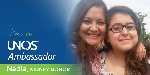 Ambassador story: Nadia Guerra
