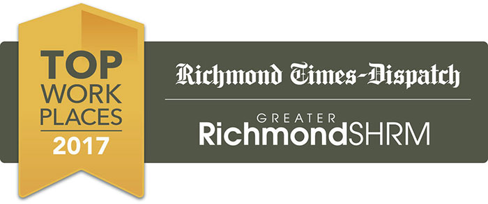 2017 Richmond Times Dispatch Award