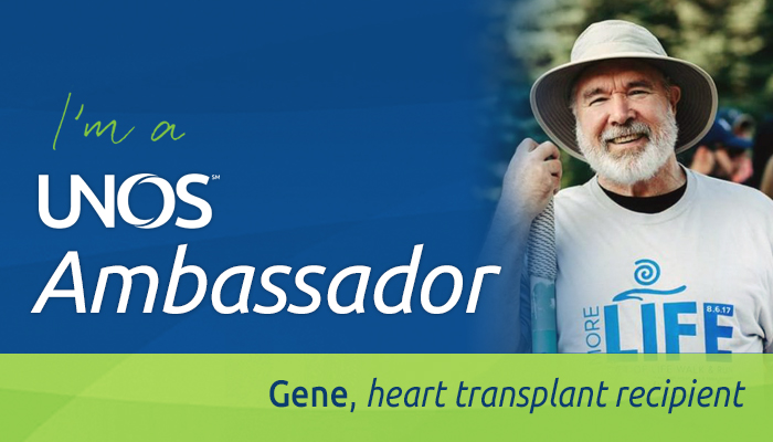 Ambassador story: Gene Shimandle