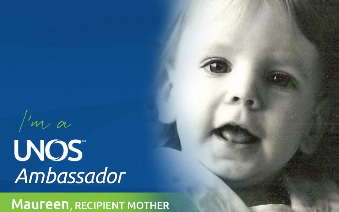Ambassador story: Maureen Jaret