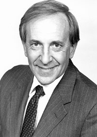 G. Melville Williams, M.D., a pioneer in transplant and the founding president of UNOS