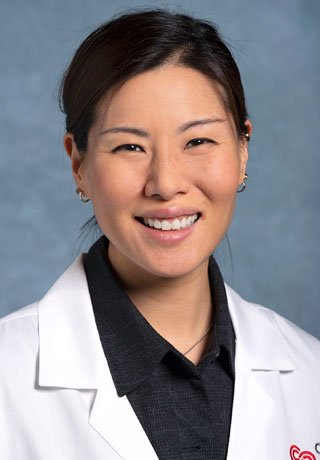 Irene Kim, M.D. chairs the Minority Affairs Committee