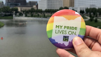 Lifeline of Ohio LGBTQ+ outreach: Increasing donor registrations