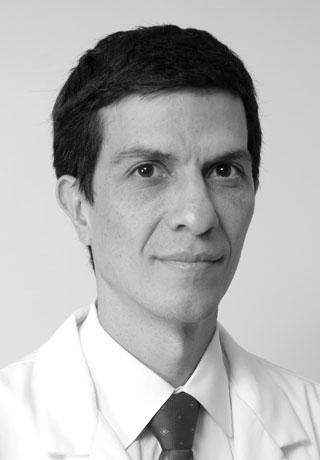 Vice-chair of Minority Affairs Committee, Paulo Martins, M.D., PhD