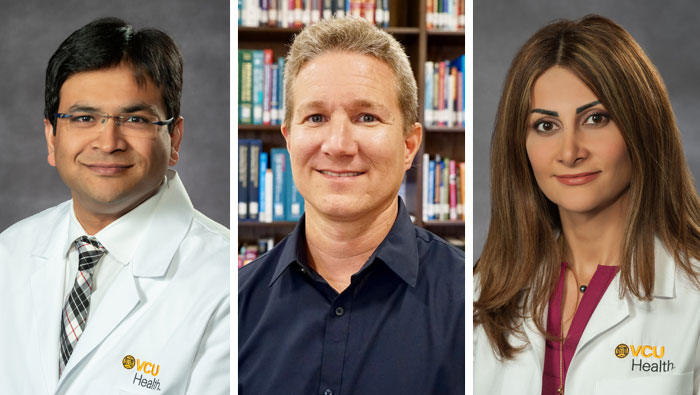 Mendez grant will support research by Darren Stewart, Gaurav Gupta, M.D., and Layla Kamal, M.D.