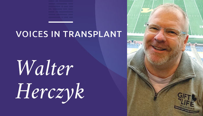 Efficient organ allocation: A message from Gift of Life Michigan's Walter Herczyk