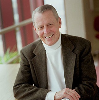 Dr. Thomas Starzl, Distinguished Service Professor of Surgery at the University of Pittsburgh School of Medicine. Photo credits: UPMC Media Relations
