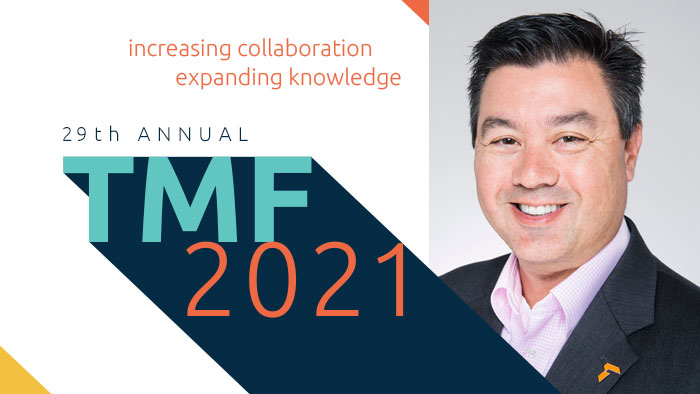 Robert Howey to speak at TMF 2021