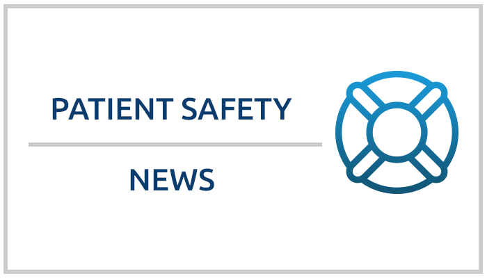 Patient safety contact list available on secure portal