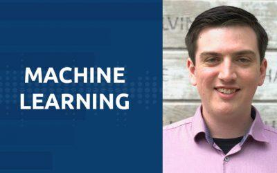 UNOS associate data scientist Carlos Martinez uses machine learning to interpret kidney allocation rates
