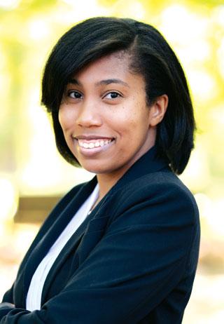 Alesha Henderson, UNOS research scientist