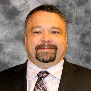 Brian Dudley, Director of Facilities and Security Department