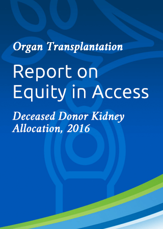 Report on Equity in Access - UNOS 2016