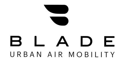 Logo Blade Urban Air Mobility