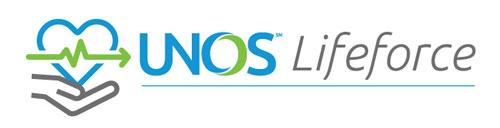 Logo for UNOS Lifeforce