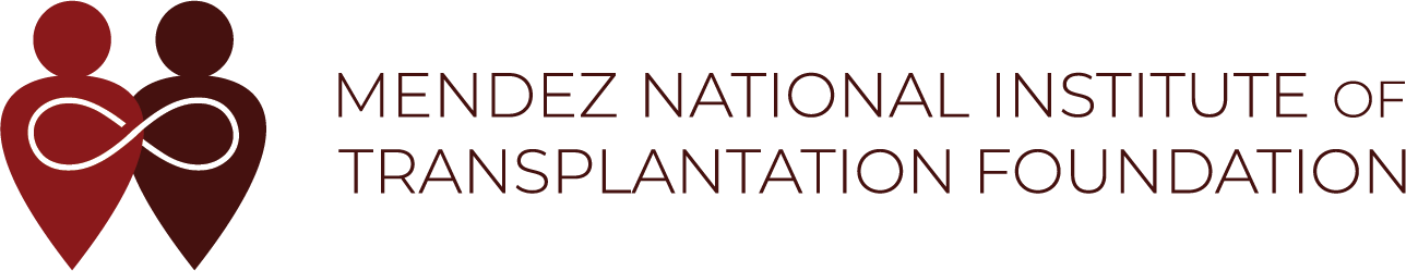 Logo for Mendez National Institute of Transplantation Foundation