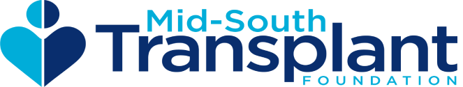 Logo for Mid-South Transplant Foundation