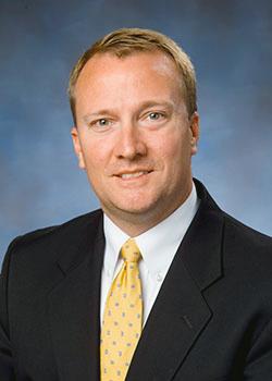 Brian Shepard, UNOS CEO