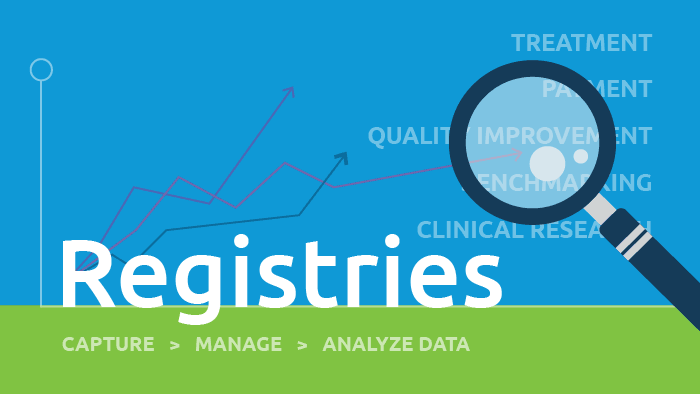 Using registries to improve outcomes and transplant management