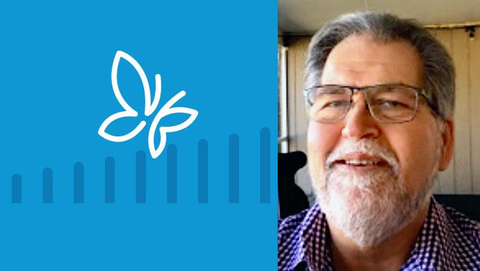 Mark Berney is a 2020 heart transplant recipient