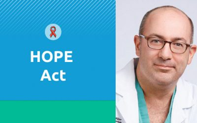 Five years of HOPE Act; observations from Sander Florman, M.D.